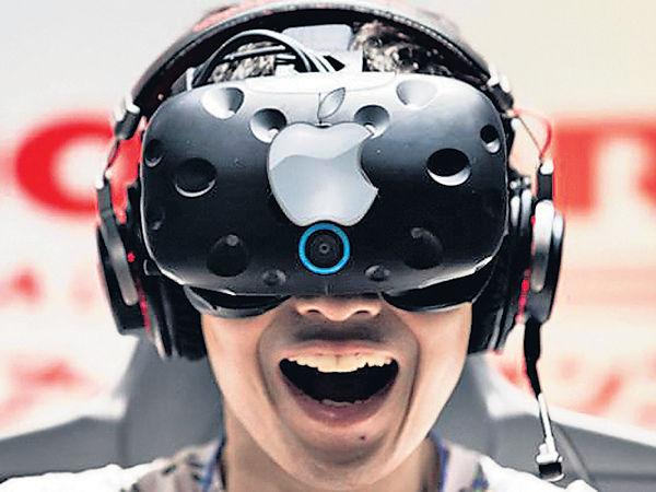 蘋果研AR頭戴裝置 2020年推出