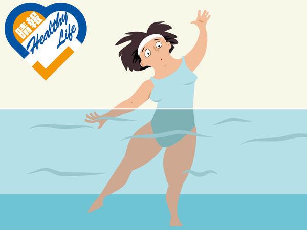輕鬆水療運動 練肌強心兼紓痛