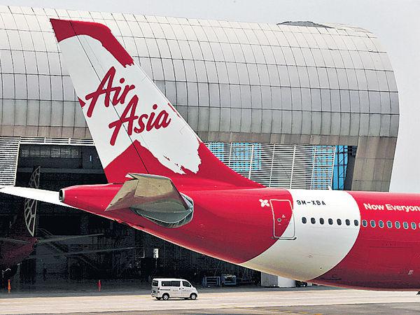 AirAsia大減價 飛馬尼拉未連稅單程$68