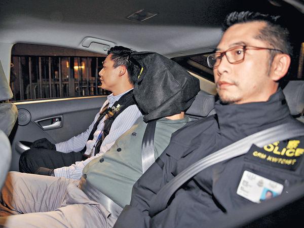 警破爆竊集團拘6男