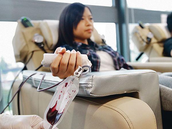 各類血型皆缺 紅會籲市民捐血