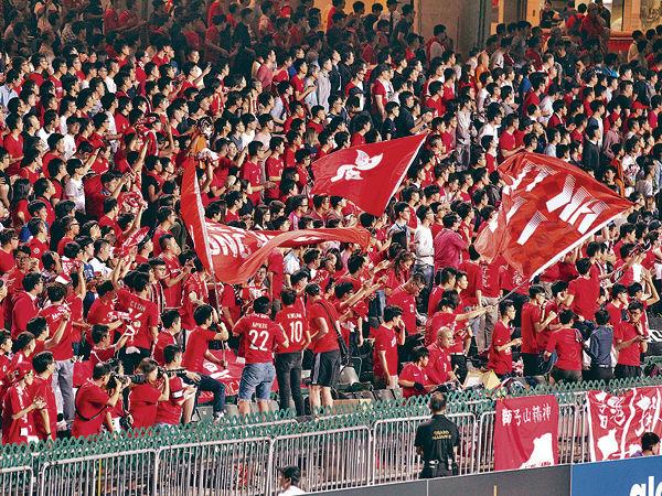 亞洲杯外圍賽 港足球迷再噓國歌