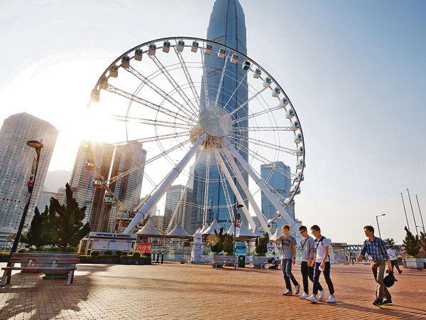 犯罪率低法制佳 港成最安全旅遊城市
