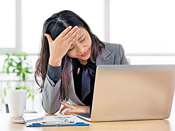 壓力大情緒差 職業女性易患甲亢