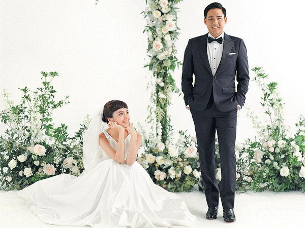 下星期大婚 陳嘉寶長洲拍婚照