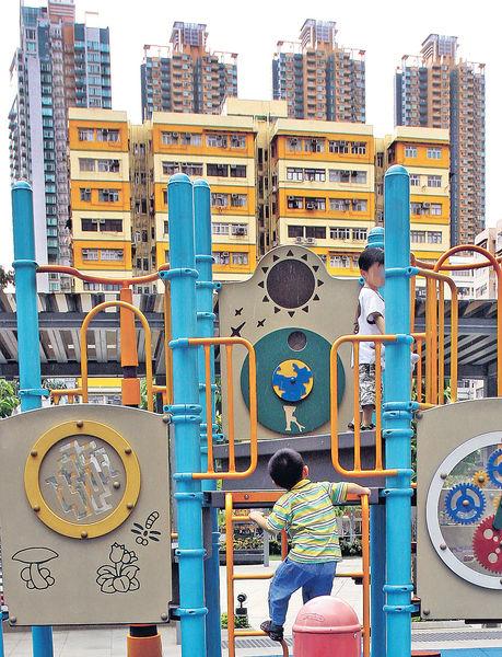 7成非公屋基層 用兒童津貼交租