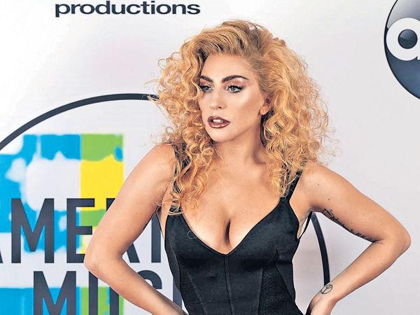 Lady GaGa奪女歌手獎爆喊