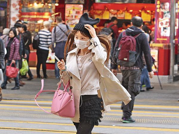 科大新App測污染 尋空氣清新路徑