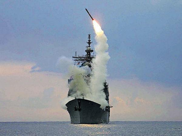日研戰斧巡航導彈 保衞離島抗北韓
