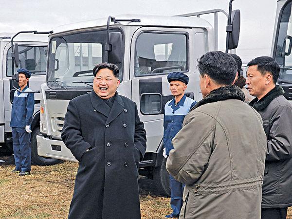 美重列北韓「支恐國」 擴制裁難收效 挑釁反增