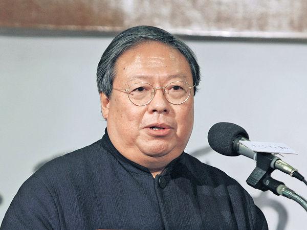 何志平在美涉行賄被捕 最高可囚20年