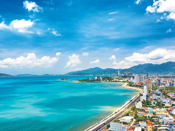 $4400越南芽莊 最美海灣蜜月遊