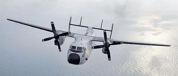 駐日美運輸機墜海 3人失蹤