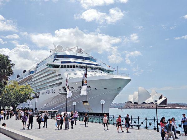 澳洲上郵輪 免費體驗逐個捉