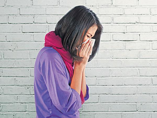 傳染病求診 近期增7成 天氣轉涼 慎防流感