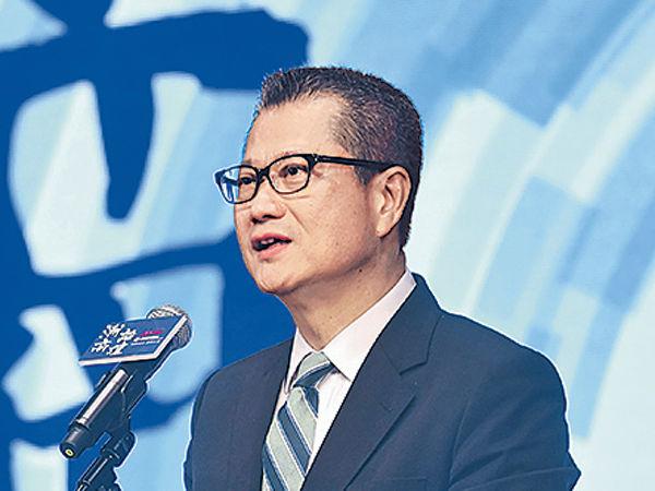 陳茂波︰本港經濟形勢良好