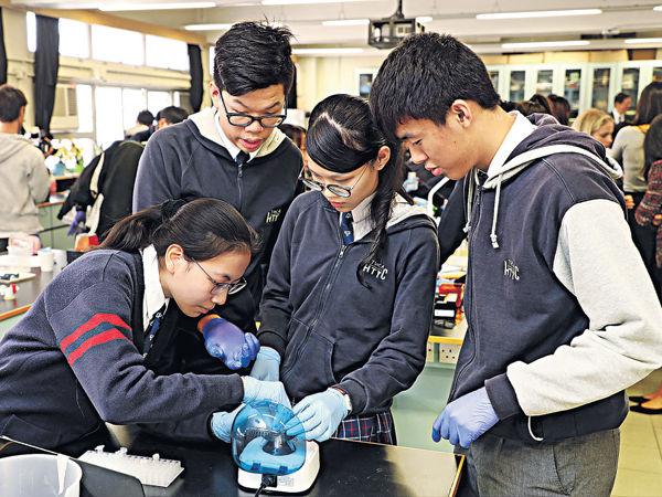 近半港教師 認為STEM科目不受重視