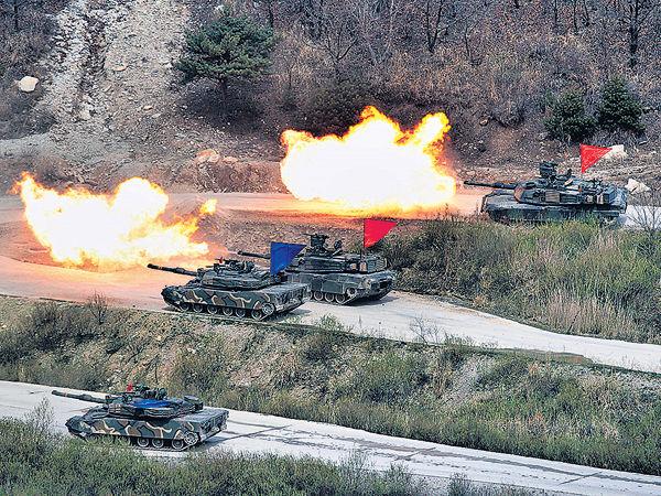 韓美明年軍演或改期 保冬奧順利
