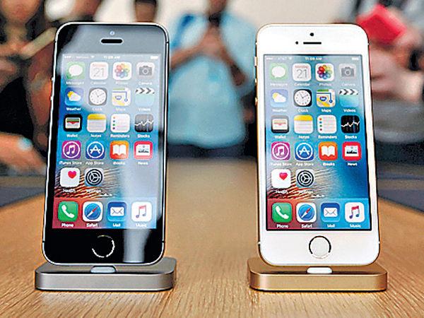 蘋果傳明年推iPhone SE 2