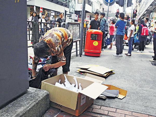 香港貧窮情況在惡化?