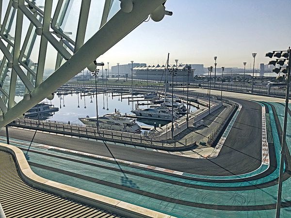 2017 Formula One終點站