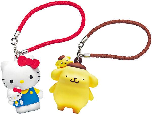 Hello Kitty Vs 布甸狗 3D八達通配飾下周登場