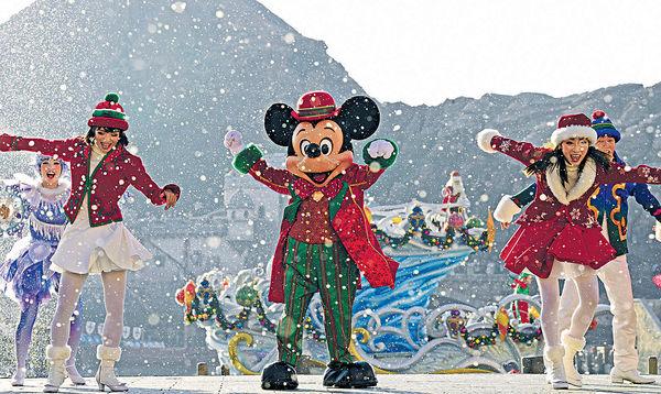 東京迪士尼擴大3成 2023年開放
