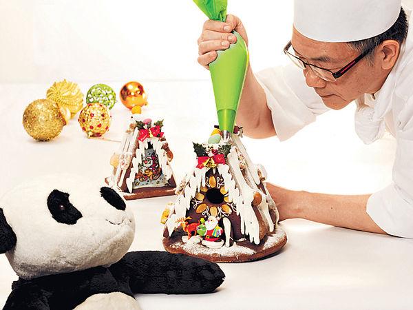 兒童聖誕甜品DIY 兼享下午茶