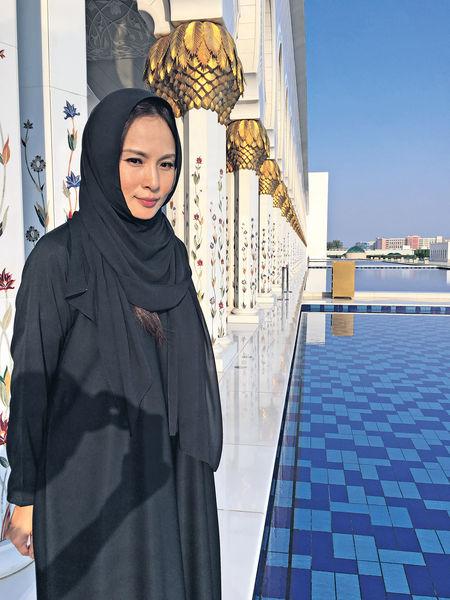 遊阿布扎比不能錯過 謝赫扎耶德大清真寺