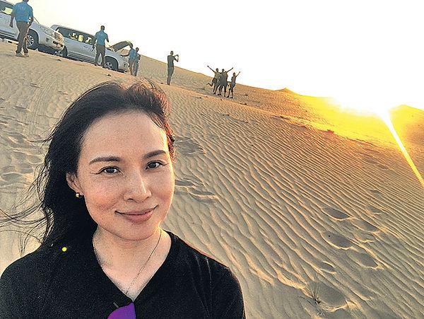 沙漠Safari體驗