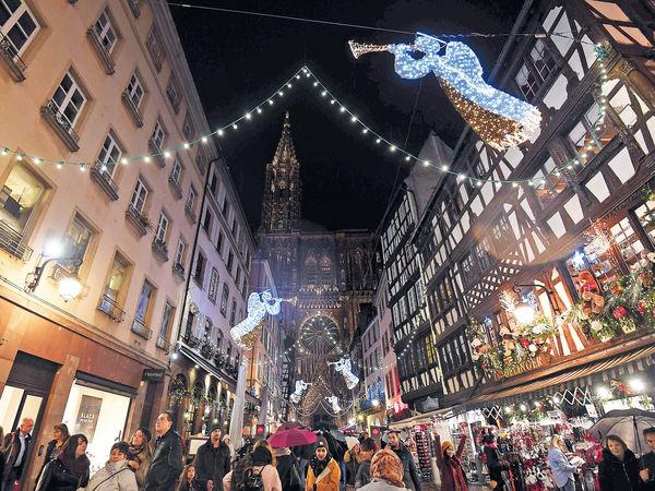 史特拉斯堡 法國最大聖誕市集