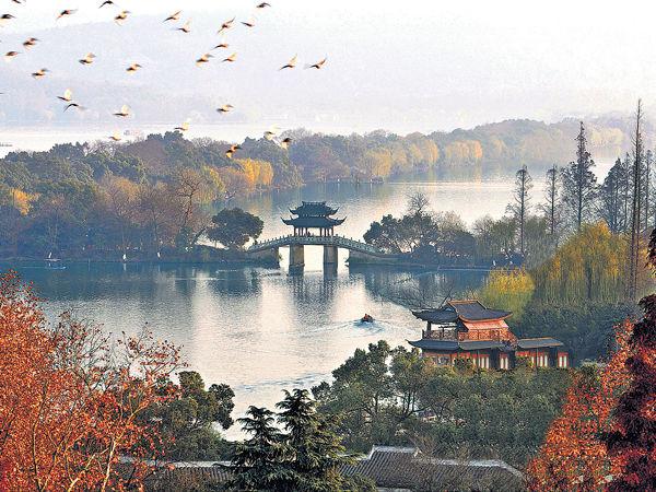 冬遊杭州 賞古迹與自然美