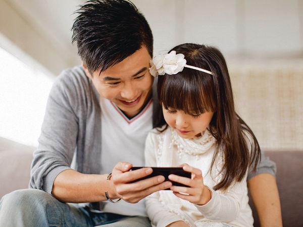 兒童版fb Messenger add朋友父母揀