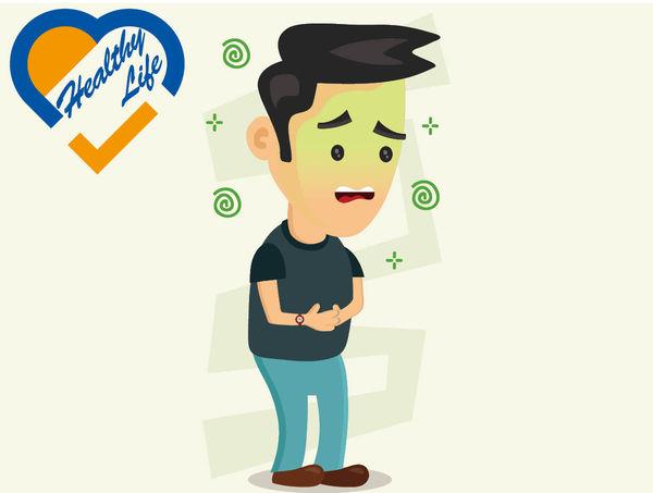 經常胃痛 或壓力大致「胃焦慮」