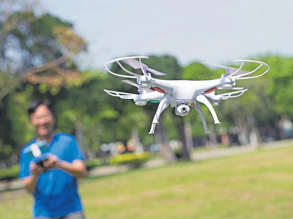 規管無人機建議 倡須註冊買保險
