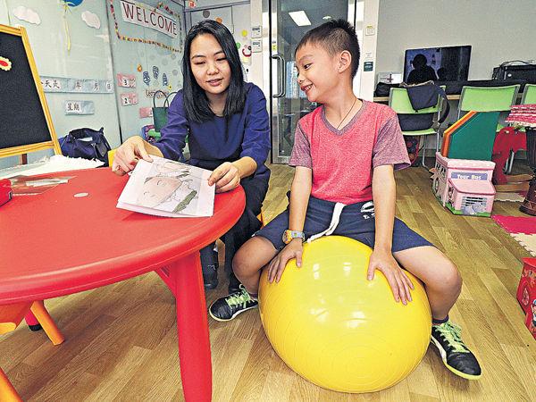 視覺道具 助建立孩子常規