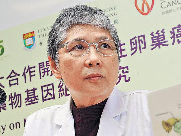 新DNA技術 準確配對復發性卵巢癌藥物