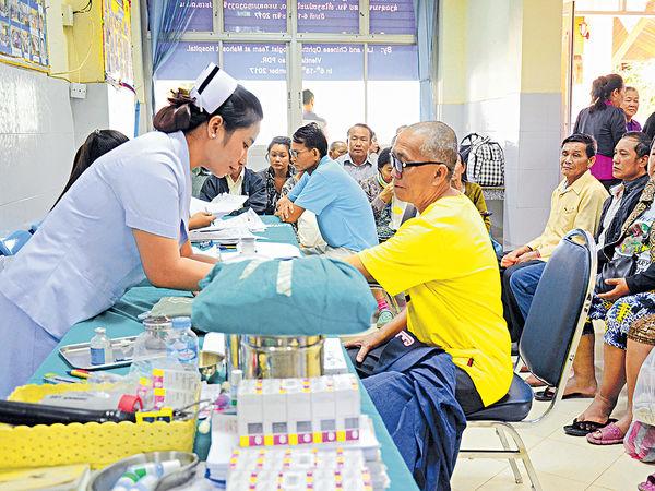 醫療改革 需求大增 藥股受惠人口老化