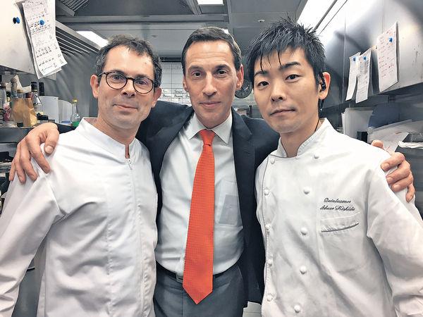 《Gault & Millau Japon 2018》 法國名廚Pascal Barbot師徒聯乘盛宴