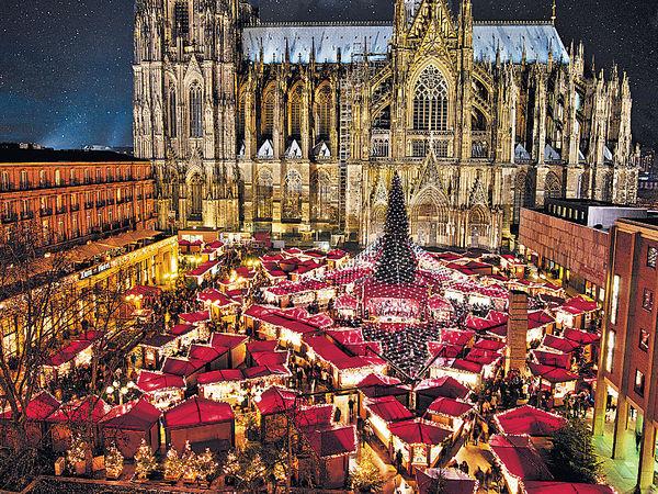 熱鬧好玩 英德聖誕市集開催