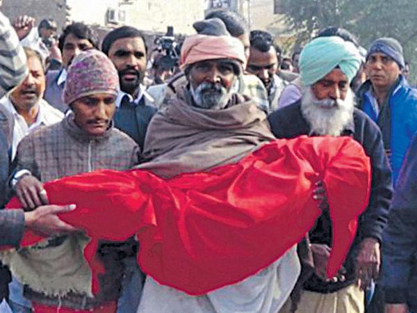 印度6歲女遭性侵虐殺惹公憤