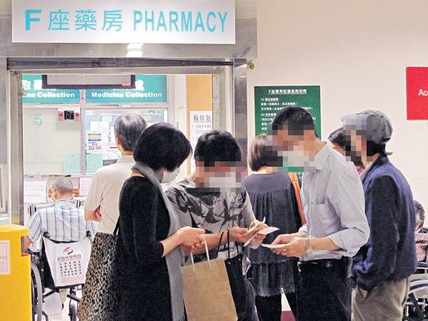 兩醫院推「覆配易」 長期病患分期配藥