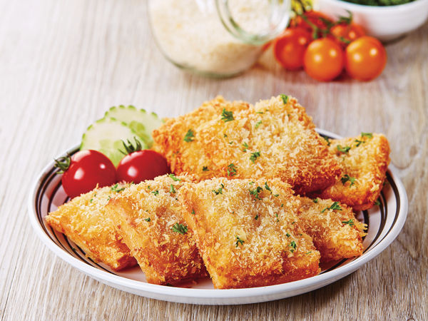 「日日煮餸好幫手 派對小吃 蝦醬蝦多士」
