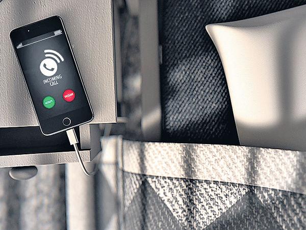防輻射致病 手機勿放床頭