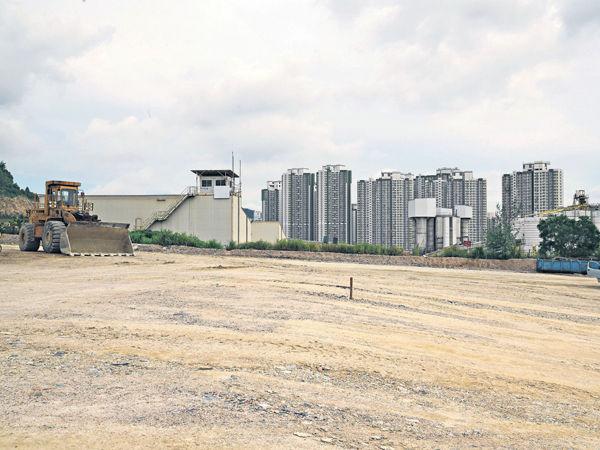 安達臣道新發展區 首幅私樓地招標