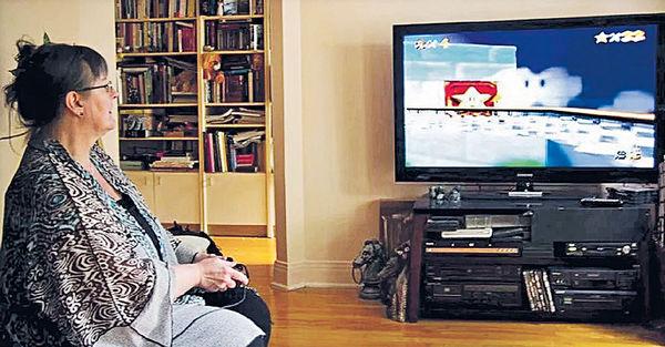 日玩《Super Mario 64》半小時 助治療腦退化症