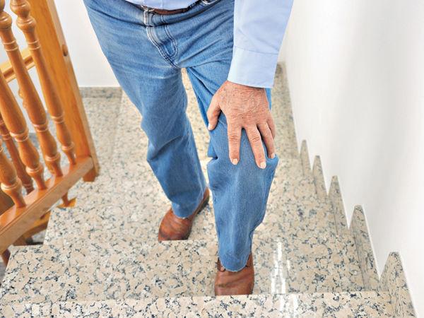 「膝蓋痛勿輕視 提防膝關節退化」