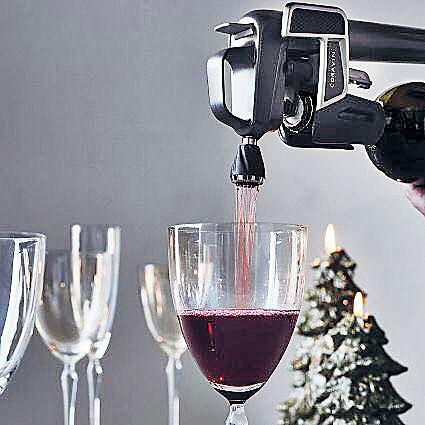 好酷的葡萄酒醒酒器