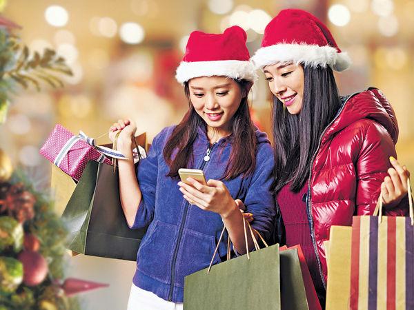 近兩成人聖誕增消費 4年新高