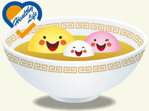 團圓食湯圓 卡路里易超標